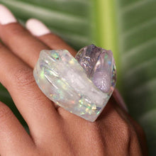 Load image into Gallery viewer, Classic Heart Chakra Ring No. 1
