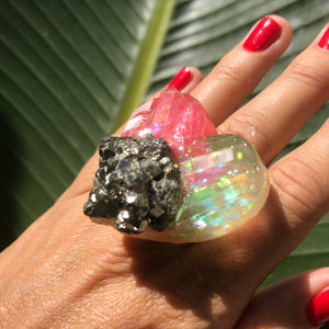 Soul Colors Heart Ring