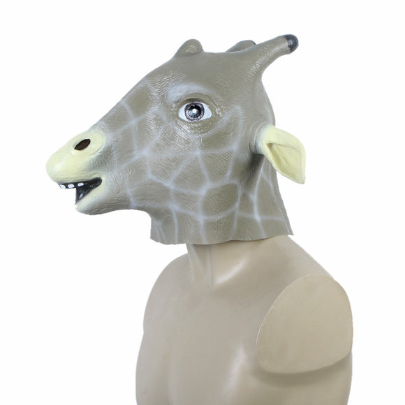 Giraffe Head Mask