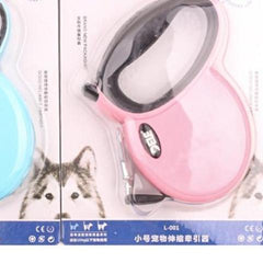 Cute Retractable Running Leashes