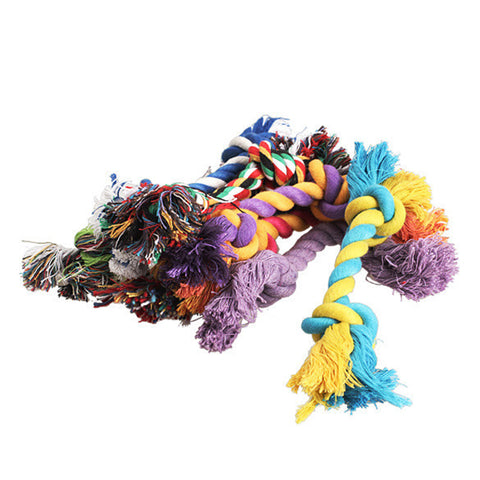 Cotton Chew Knot Toys