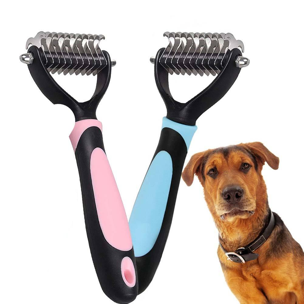 Undercoat Rake Dematting Comb Grooming Tools