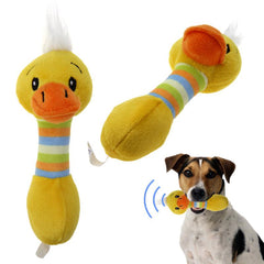 Funny Chew Squeaker Animals Toys