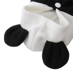 Hoody Cute Panda Coat Costumes