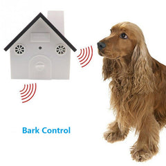 Outdoor Anti Barking Dog Training Device