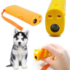 Ultrasonic Dog Repeller Training Devices