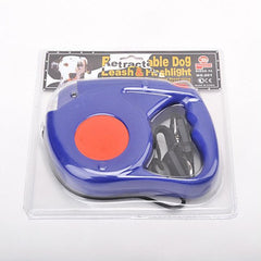 Safety LED Flash Light Dog Harness
