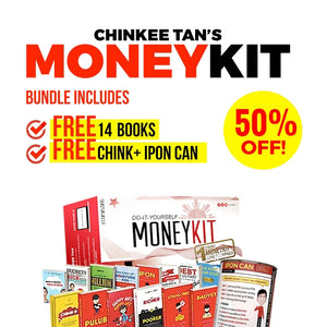 Chink+ MoneyKit 2.0 + 14 FREE BOOKS + 1 IPON CAN