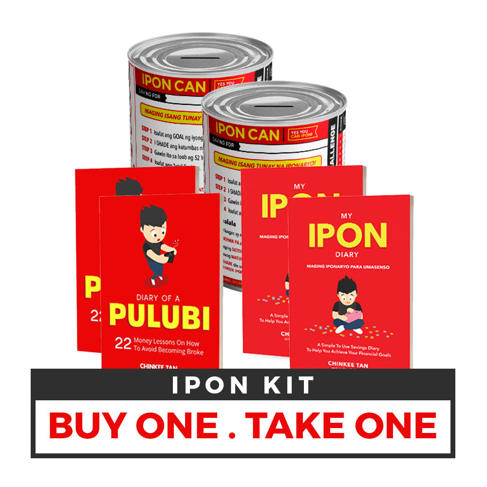 Ipon Kit (Buy 1 Take 1)