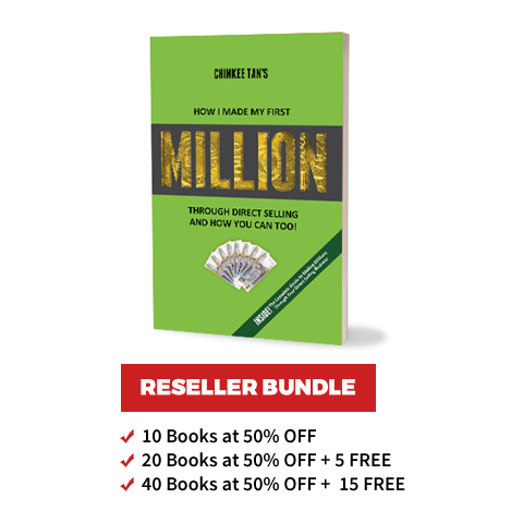 How I Made My 1st Million (Reseller)