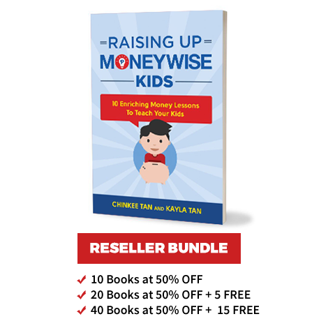 Raising Up Moneywise Kids (Reseller)