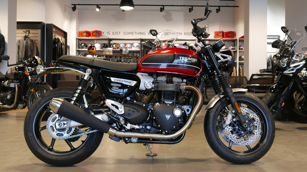 Triumph Speed Twin, 2020