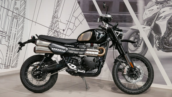 Triumph Scrambler Bond Edition 2020