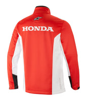 Мотокуртка Honda Alpinestars Softshell Jacket