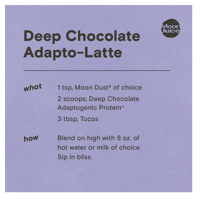 Deep Chocolate Adaptogenic Protein