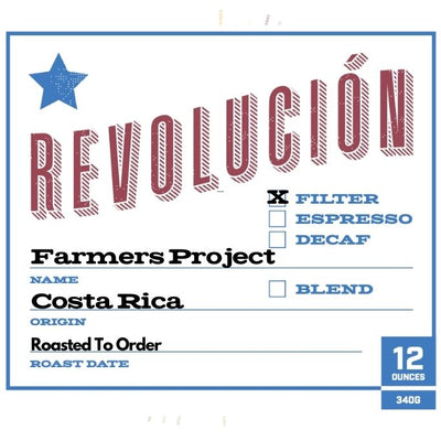 Costa Rica Farmers Project