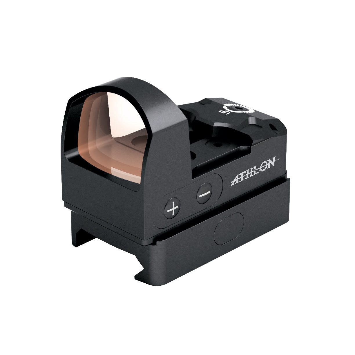 Athlon Midas BTR OS11 - 1X Open Sight (ARDOS1 Reticle)