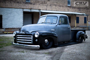 1951 GMC Gray and Black