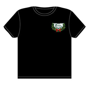 Stoner's Speed Shop Black Carryall Christmas T-Shirt