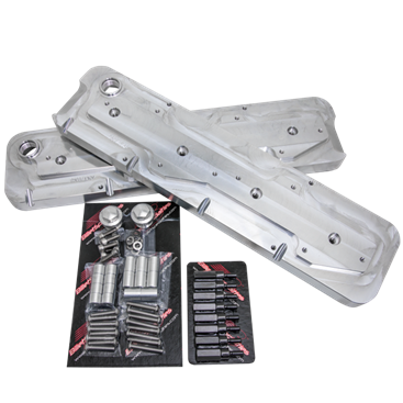 Billet Specialties LS Valve Cover Conversion Kit 95037