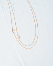 Load image into Gallery viewer, Handwritten Letter Necklace - Custom