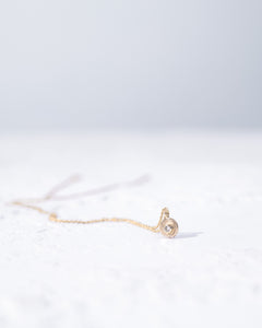 Rose Gold Awe Necklace - READY TO SHIP