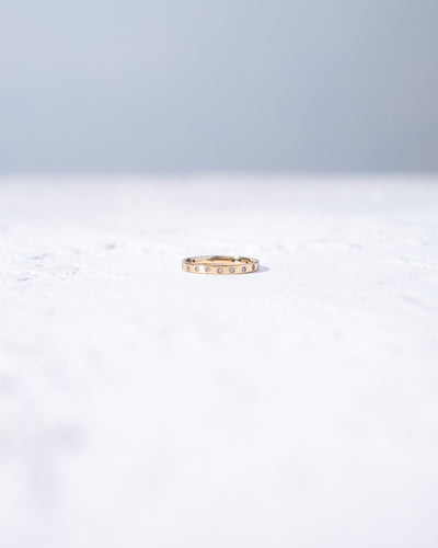 Flush Eternity Ring