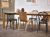 Trapez Dining Table by Ton - Bauhaus 2 Your House