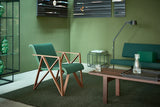 Gerrit Rietveld Metz Armchair - Bauhaus 2 Your House