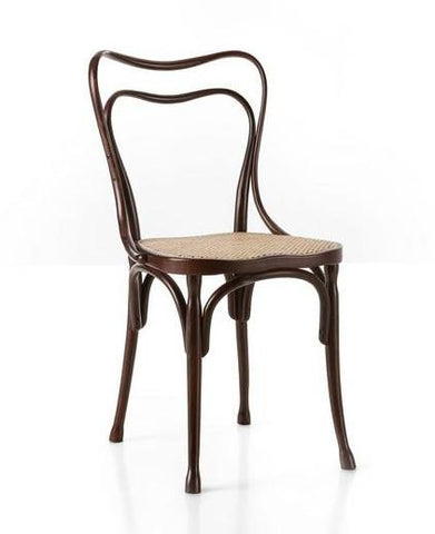 Adolf Loos Cafe Museum Bentwood Side Chair (Cane) by GTV - Bauhaus 2 Your House