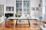 Alfred Extendable Dining Table by Midj - Bauhaus 2 Your House