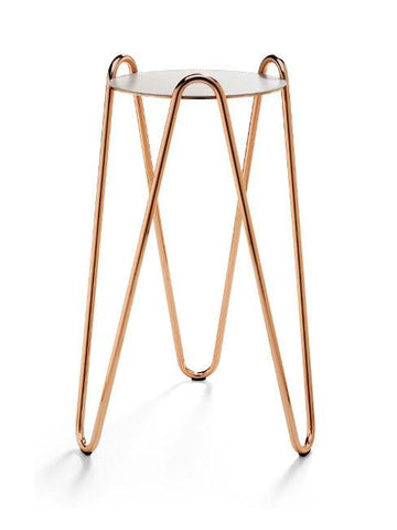 Apelle Chic Side Table by Midj - Bauhaus 2 Your House