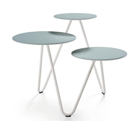 Apelle Trio Side Table by Midj - Bauhaus 2 Your House