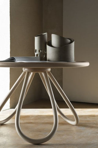 ... Arch Bentwood Coffee Table (Wood Top Version) By GTV ...