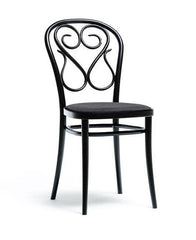 August Thonet A4 Bentwood Side Chair (Upholstered) by Ton - Bauhaus 2 Your House