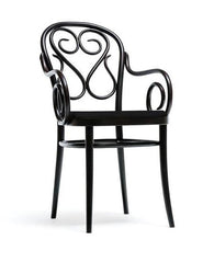 August Thonet B4 Bentwood Chair (Upholstered) by Ton - Bauhaus 2 Your House