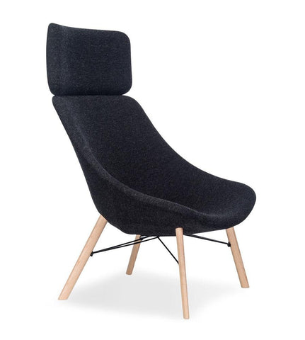 Auki S115P Lounge Chair by Lapalma - Bauhaus 2 Your House