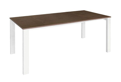 Badu Dining Table (Melamine Top) by Midj - Bauhaus 2 Your House