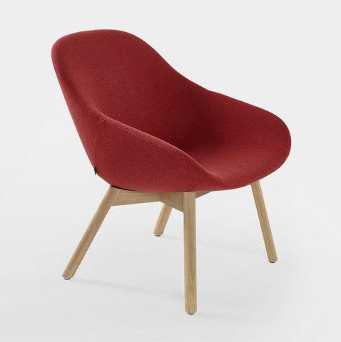 Beso 4 Leg Wood Lounge Chair by Artifort - Bauhaus 2 Your House