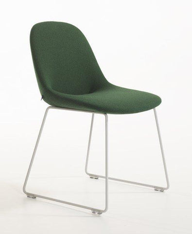 Beso Sled Base Side Chair by Artifort - Bauhaus 2 Your House