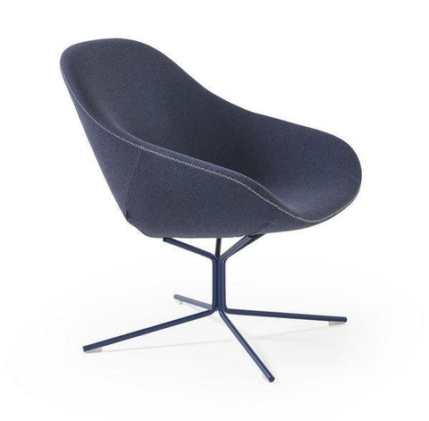 Beso Star Base Lounge Chair by Artifort - Bauhaus 2 Your House