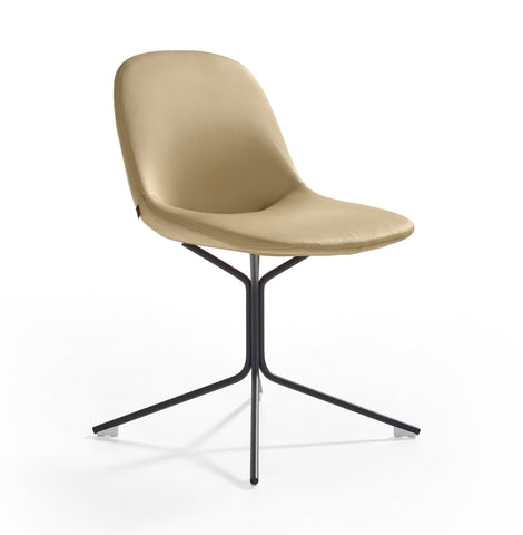 Beso Star Base Side Chair by Artifort - Bauhaus 2 Your House