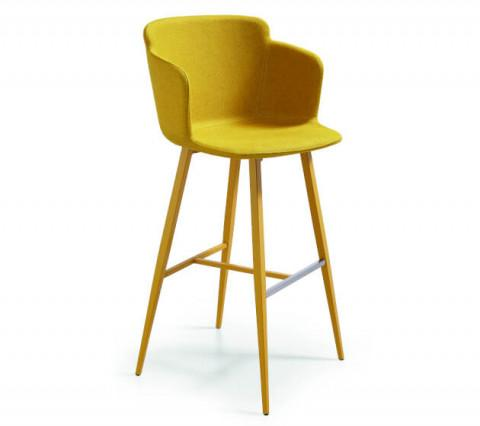 Calla M TS Stool with Arms by Midj - Bauhaus 2 Your House