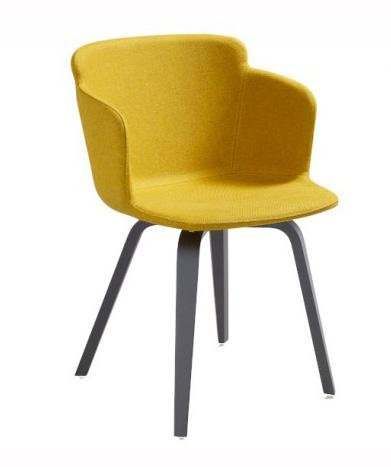Calla P L TS N Armchair by Midj - Bauhaus 2 Your House