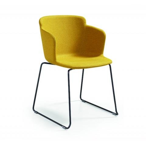 Calla P M T TS Chair by Midj - Bauhaus 2 Your House