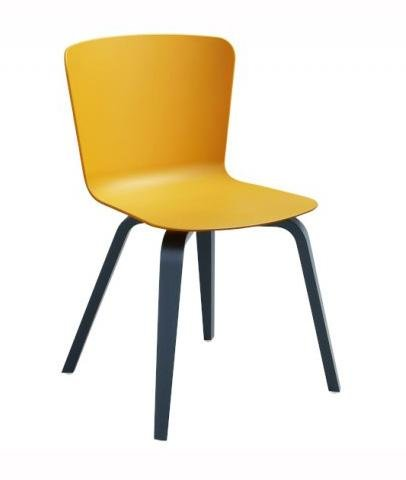 Calla S L PP N Side Chair by Midj - Bauhaus 2 Your House