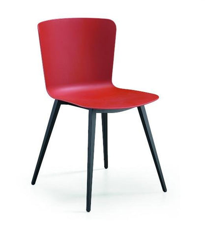 Calla S M Q PP Chair by Midj - Bauhaus 2 Your House