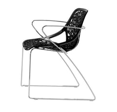 Caprice Wire Armchair by Casprini - Bauhaus 2 Your House