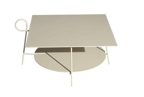 Carmina Coffee Table by Driade - Bauhaus 2 Your House