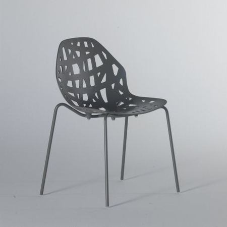Pelota Stackable Side Chair by Casprini - Bauhaus 2 Your House